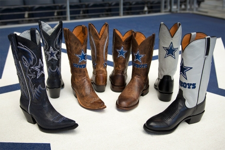 2013 Dallas Cowboys Spring Look Book
