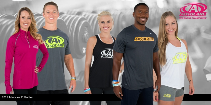 2015 Advocare Apparel Collection