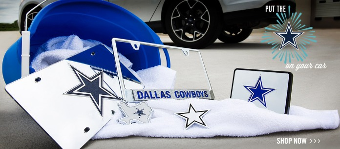 2014 Dallas Cowboys Automotive Web Banner
