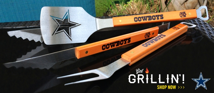 2014 Dallas Cowboys BBQ Web Banner