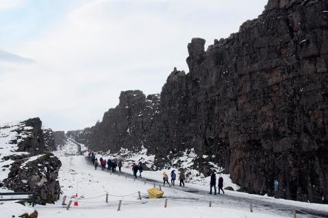 Silfra, Þingvellir National Park - Continental Plates