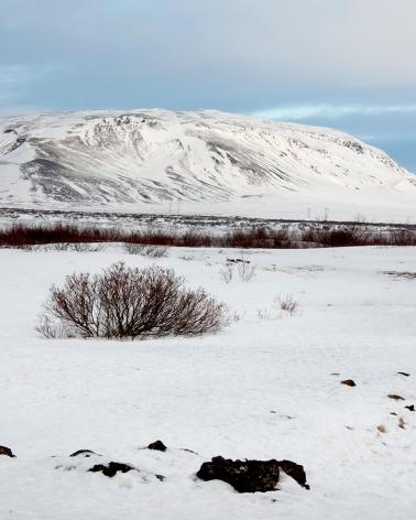 Kerið Crater - Landscape