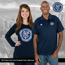 2014 New York City Football Club Collection