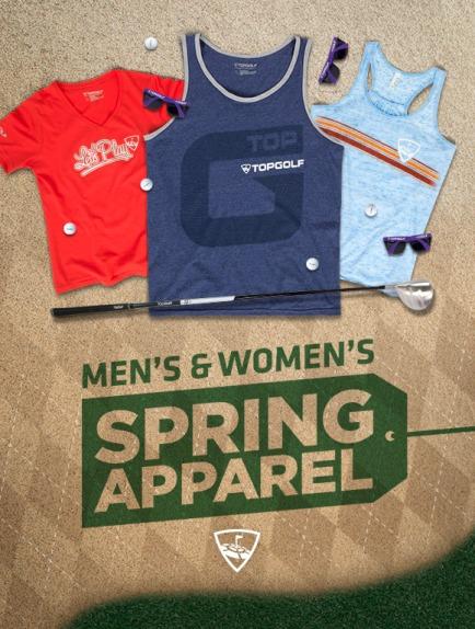 2015 Spring Apparel Ad Campaign