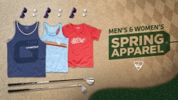 2015 Spring Apparel Lobby Screen Ad