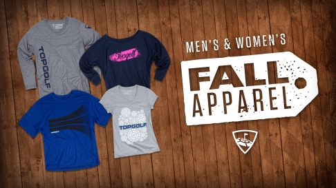 2015 Fall Apparel Lobby Screen Ad