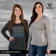 2014 Topgolf Retail Collection