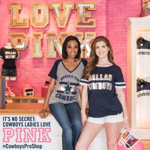 2015 Dallas Cowboys PINK Campaign - Instagram Post