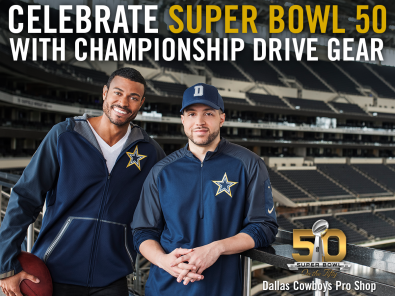 2015 Dallas Cowboys Gold Collection Campaign - Facebook Post