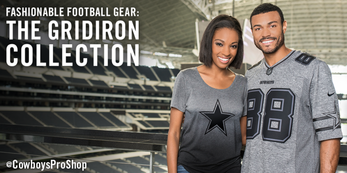 2015 Dallas Cowboys Gridiron Campaign - Twitter Post