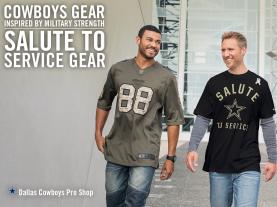 2015 Dallas Cowboys Salute to Service - Facebook Post