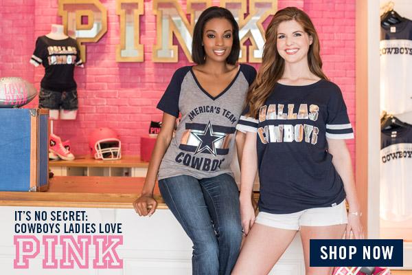 2016 Dallas Cowboys PINK Campaign - Modal